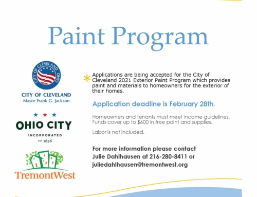 2021 Paint Program
