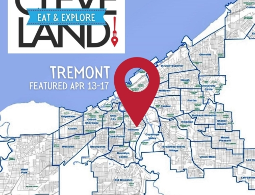 Eat & Explore Cleveland Comes to Tremont in April – Tremont Passport Challenge Runs March through April